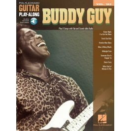 MS Guitar Play-Along: Buddy Guy