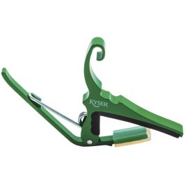 Kyser Quick-Change Capo Emerald Green
