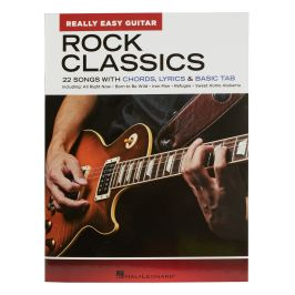 MS Rock Classics - Really Easy Guitar Series