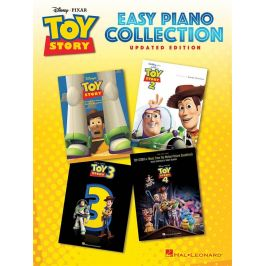 MS Toy Story Easy Piano Collection - Updated Edition