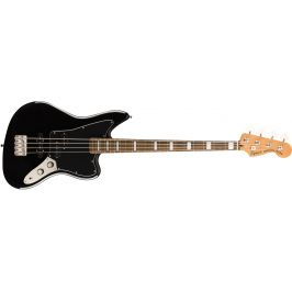 Fender Squier SQ CV JAGUAR BASS LRL BLK