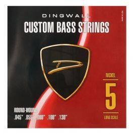 Dingwall Nickel 5 String Set