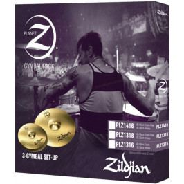 Zildjian Planet Z  3 pack 2