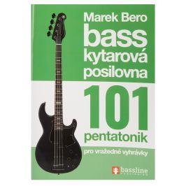 Frontman Baskytarová posilovna 3 - 101 pentatonik pro vražedné vyhrávk