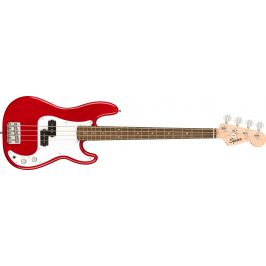 Fender Squier Mini P Bass®, Laurel Fingerboard, Dakota Red
