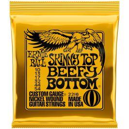 Ernie Ball Nickel Wound Skinny Top Beefy Bottom