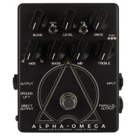 "Darkglass Alpha·Omega ""Black"" Limited Edition"
