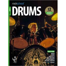 MS Rockschool Drums Grade 1 (2018)