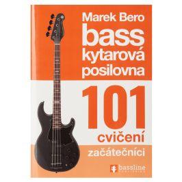 Frontman Baskytarová Posilovna – 101 cvičení - začátečníci