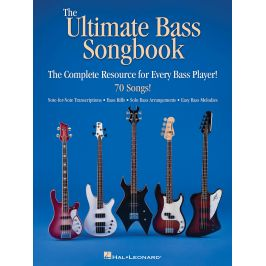 MS The Ultimate Bass Songbook