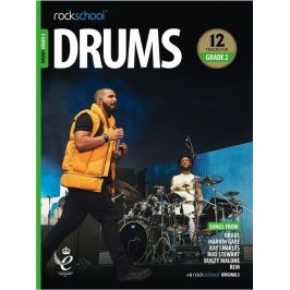 MS Rockschool Drums Grade 2 (2018)