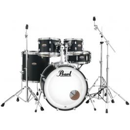 Pearl Decade DMP Satin Slate Black Fusion Set