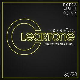 Cleartone 80/20 Bronze 10-47 Extra Light