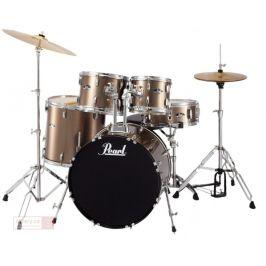 Pearl Roadshow Jazz set Bronze metallic