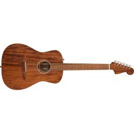 Fender Malibu Special All Mahogany PF NA