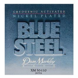 Dean Markley 2675A XM 50-110 Blue Steel NPS Bass