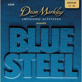 Dean Markley 2038 MED 13-56 Blue Steel Acoustic