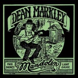 Dean Markley 2402 L11-37 Mandolin Phosphor Bronze