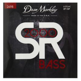Dean Markley 2698 5MED 48-127 SR2000 Bass