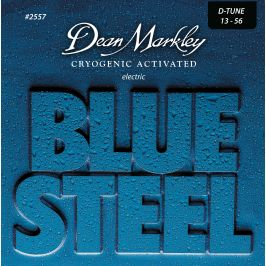 Dean Markley 2557 DT 13-56 Blue Steel Electric 013-016-026-036-046-056