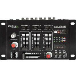 Ibiza sound DJ21USB-MKII