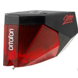 Ortofon HiFi 2M RED + Ortofon Carbon Stylus brush