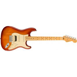 Fender American Professional II Stratocaster HSS MN SSB