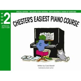 MS Chester's Easiest Piano Course Book 2