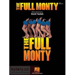 MS Full Monty Vocal Selections From Stage Show
