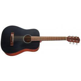 Fender FA-15 3/4 Steel WN BK
