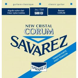 Savarez 500CJ New Cristal Corum High Tension