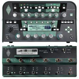 Kemper Profiler Head Black + Profiler Remote