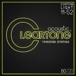 Cleartone 80/20 Bronze 11-52 Custom Light
