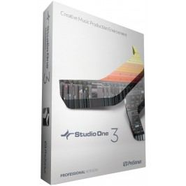 PreSonus Studio One 3 Crossgrade