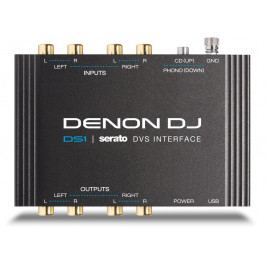 DENON DJ DS1 SERATO interface