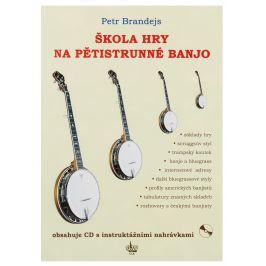 KN Škola hry na pětistrunné banjo - Petr Brandejs