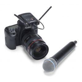 Samson Concert 88 Camera Handheld F