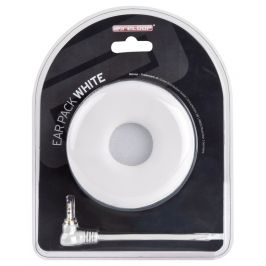 Reloop Ear Pack / replacement wire (curled white)