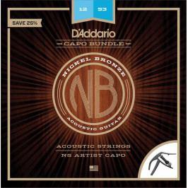 D'Addario NB1253-CP10