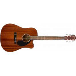 Fender CD-60SCE ALL MAH