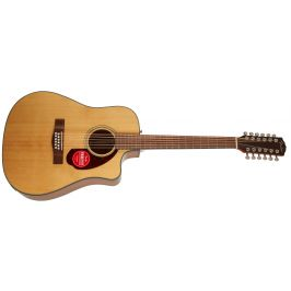 Fender CD-140SCE-12 NAT WC