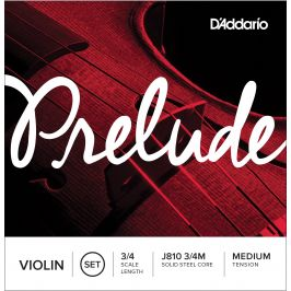 D'Addario Prelude vln 3/4 M
