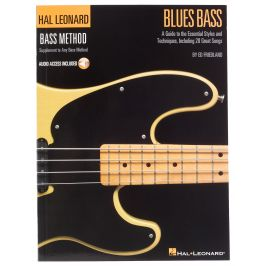 MS Hal Leonard Bass Method: Blues Bass - A Guide To The Essential Styl