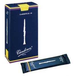 Vandoren Bb Clarinet Traditional 2.5 - box