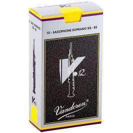 Vandoren Soprano Sax V.12 3 - box