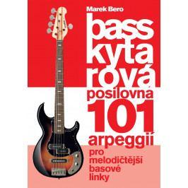 Frontman Baskytarová posilovna 2 - 101 arpeggií