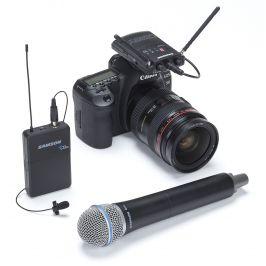 Samson Concert 88 Camera Combo K
