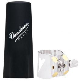 Vandoren Bb Clarinet Optimum Pc silver