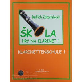 KN Škola hry na klarinet I