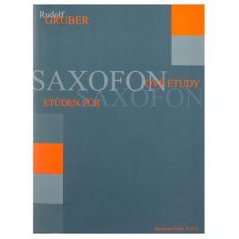 KN Saxofonové etudy